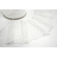 Кружево бело-молочное KR 11022169