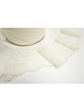 Кружево бело-молочное KR 11022188