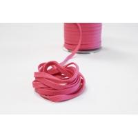 Шнур плоский ярко-розовый PRT 12042101