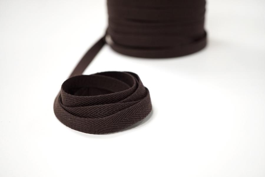 Лента киперная коричневая 1 см PRT-LA-60 12042131