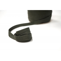 Лента киперная оливковая 1,5 см PRT 12042134