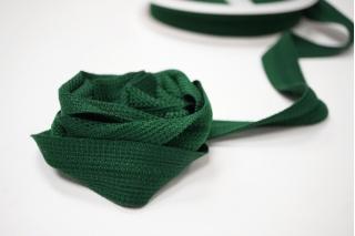 Лента для швов трикотажная темно-зеленая 3 см PRT 12042142