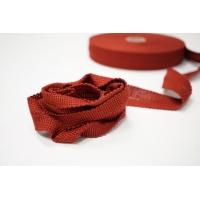 Лента для швов трикотажная красная 3 см PRT 12042144