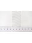 Лента репсовая белая 3 см PRT-LA-50 12042166