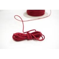 Резинка шляпная ягодная 2 мм 13012115