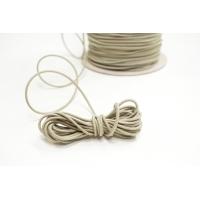 Резинка шляпная бледно-оливковая 2 мм 13012117