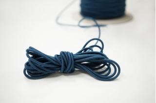 Резинка шляпная бирюзово-синяя 2 мм 13012123