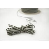 Резинка шляпная зеленовато-серая 2 мм 13012129