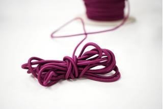 Резинка шляпная фиолетовая 3 мм 13012136