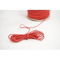 Резинка шляпная коралловая 1,5 мм 13012158