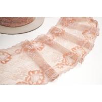 Кружево пыльно-розовое KR 17022122