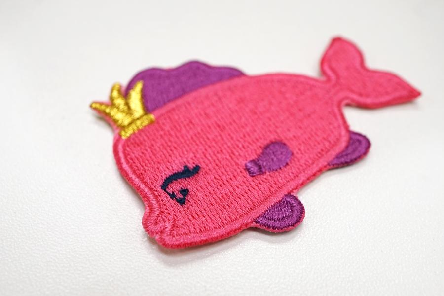 """Нашивка """"ягодная рыбка"""" 22022106"""