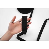 Тесьма-резинка 3,5 см черная PRT 03062118