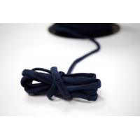 "Шнур текстильный ""Mariagrazia Pamizzi"" темно-синий 6 мм PRT 04042111"