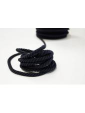 Шнур гайтановый темно-синий 8 мм PRT 04042123