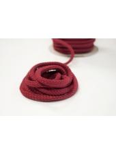 Шнур красный 1,2 см PRT 04042125