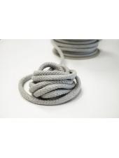 Шнур серый 1,2 см PRT 04042127