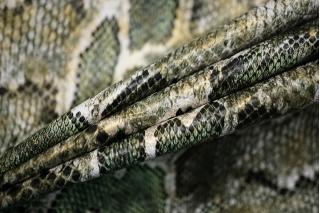 Экокожа рептилия зеленая SMF-I5 14022135