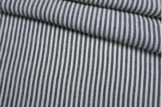 Лен сине-белый в полоску NST-H6 19022113