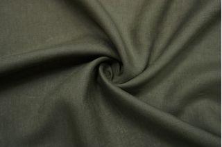 Лен тонкий приглушенно-зеленый BRS-D50 19022126