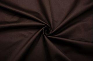 Хлопок костюмный диагональный горький шоколад BRS-C70 21022113