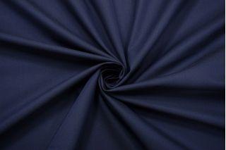 Хлопок для тренча темно-синий Burberry BRS-V20 21022119