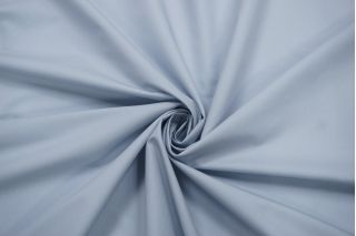 ОТРЕЗ 1,9 М Хлопок для тренча светло-голубой BRS-(21)- 21022122-1