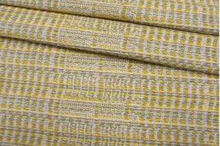 Твид-шанель бежево-желто-зеленый FRM-F50 25022104