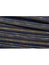 Твид-шанель синий CVT-F40 25022112