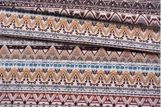 Твид-шанель разноцветный с люрексом IDT-F70 25022115