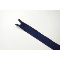 Молния темно-синяя потайная 20 см MN - 27012104