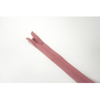 Молния пыльно-розовая потайная 60 см MN - 27012110