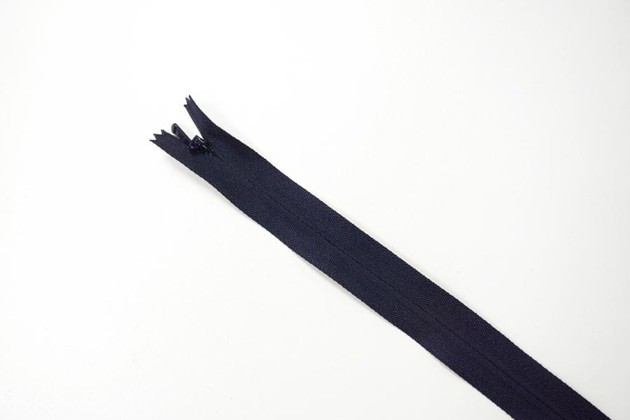 Молния темно-синяя потайная 60 см MN - 27012118