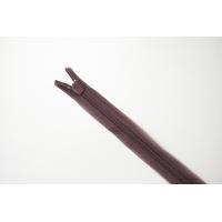 Молния красновато-коричневая потайная 60 см MN - 27012121