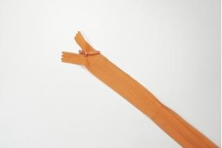 Молния светло-оранжевая потайная 60 см MN - 27012127