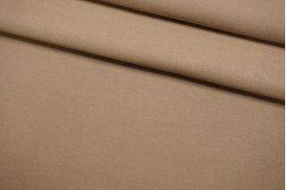 ОТРЕЗ 1,45 М Пальтовая шерсть дабл песочно-бежевая TXT-(СТ)- 30012113-1