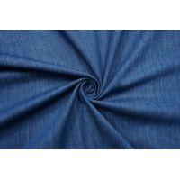 Джинса-стрейч тонкая синяя CMF-W1 30012117