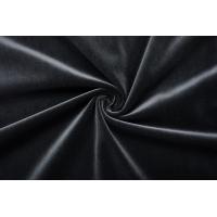 Бархат хлопковый черный SMF-K70 30012131