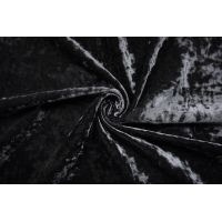 ОТРЕЗ 2,3 М Бархат черный SMF.H-(20)- 30012132-1