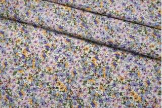 Сирсакер в цветочек CMF-G5 30012133