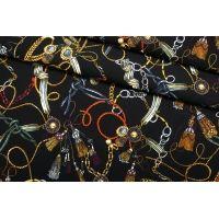 ОТРЕЗ 2 М Хлопок костюмный шнуры и цепи CMF-(10)- 30012137-1