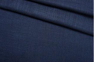Лен костюмно-плательный темно-синий Ralph Lauren CMF-H7 30012140