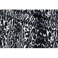 Твил плательный леопард Burbery SMF-H3 30012148