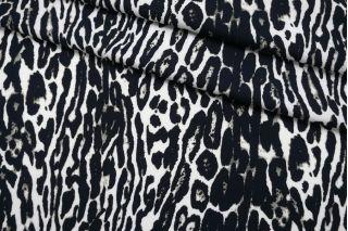 Твил плательный леопард Burbery SMF-H5 30012148