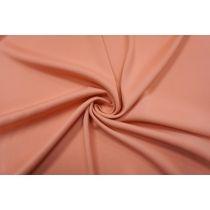 ОТРЕЗ 0,4 М Кади двусторонняя атлас-креп розово-персиковая Tom Ford TRC.H-(43)- 30012152-3