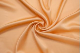 Атлас вискозный тонкий оранжево-персиковый Forte Forte TRC.H-AA7 30012170