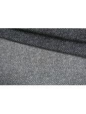 Шифон шелковый черно-белый Max Mara SMF-AA4 30012189