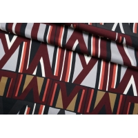 Твил шелковый геометрия Max Mara CMF-M50 30012195