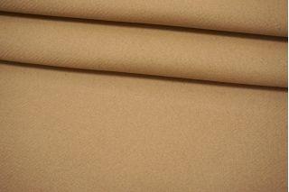 Пальтовая шерсть дабл песочно-бежевая TXH-V60 03082102
