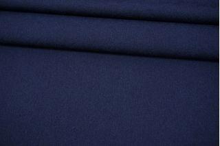 Плательная шерсть темно-синяя огурцы TXH-EE40 03082106